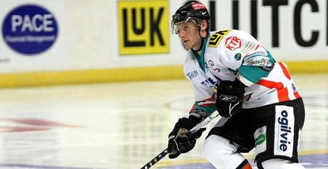 Jonathan Phillips: On the scoresheet for Sheffield Steelers
