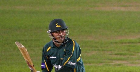 Patel: Released by Nottinghamshire
