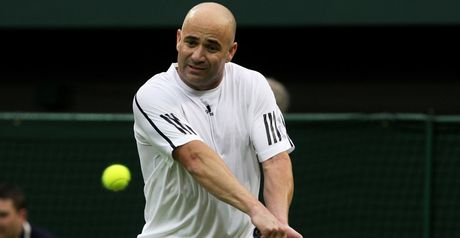 Agassi: Asking for compassion