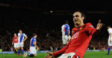 Berbatov: Star of the show