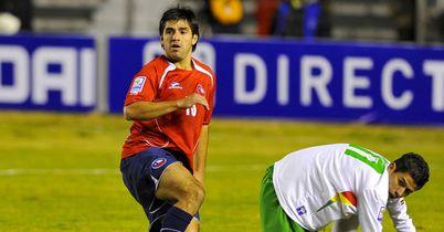 Estrada: Free-kick specialist