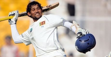 Dilshan: 10th Test century