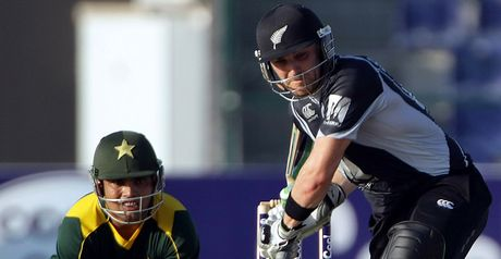 McCullum: second ton in 162 one-day internationals