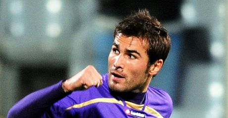 Mutu: Set for Fiorentina stay