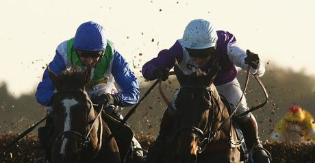 Planet Of Sound (right) - wins at Exeter.