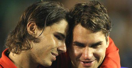 Nadal & Federer: French focus