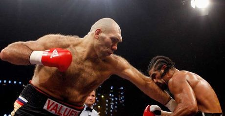 Valuev: Found Haye too quick