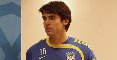 Kaka: Questionable form