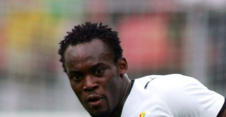 Essien: Not permitted to leave