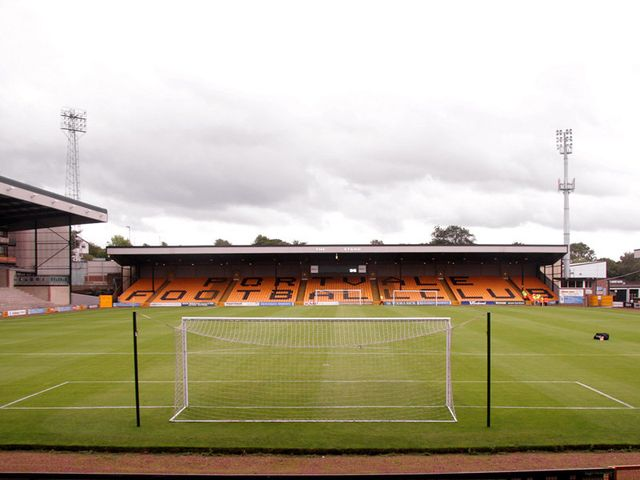 Vale Park: Club for new owner
