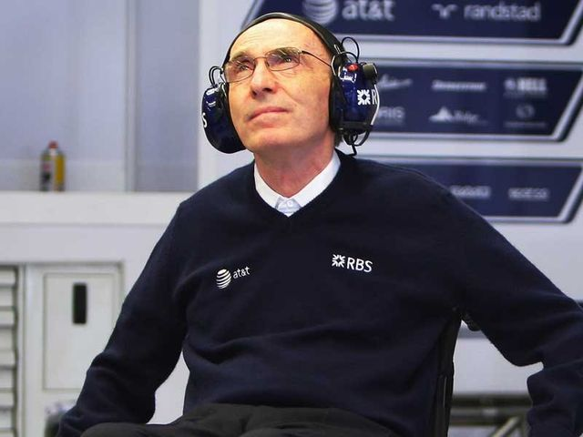 Sir Frank Williams: Sad to see Wolff go