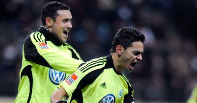 Josue: Skippered Wolfsburg to the Bundesliga title during his time in Germany