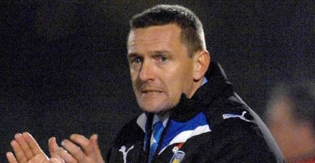 Boothroyd: Bolstered his defensive ranks