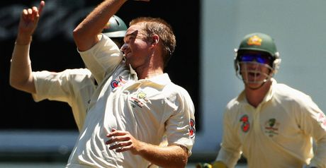 Hauritz: Five-wicket haul