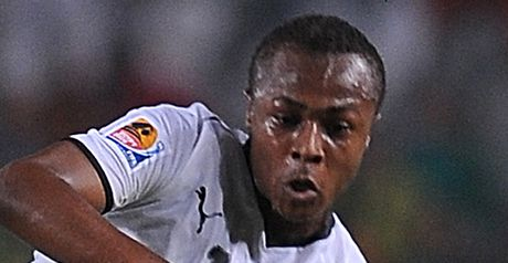 Ayew: Headed home unmarked