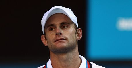 Roddick: Crashed out in Memphis