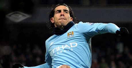 Tevez: Among the goals