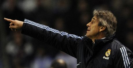 Pellegrini: Top of the table