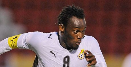 Essien: Will be assessed