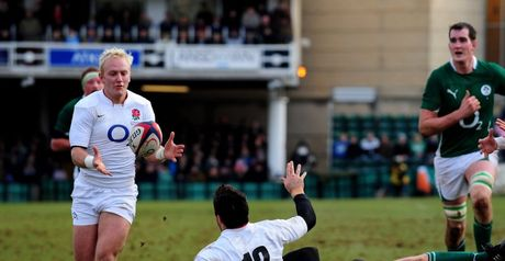 Geraghty: Try-scorer for Saxons