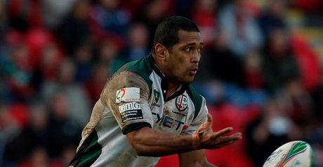 Hala'Ufia: Three-week ban