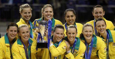 Australia: Series win