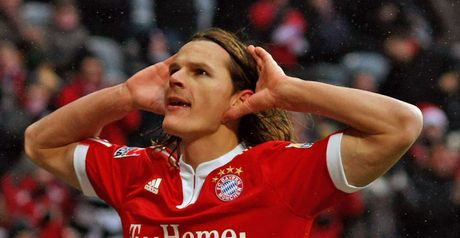 Daniel van Buyten: Enjoying his football in Munich and is not looking to move on
