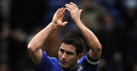 Lampard: Has overcome virus