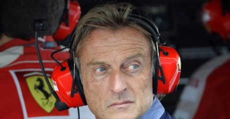 Di Montezemolo: Angry at backmarkers