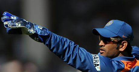 Dhoni: upbeat on India's World Twenty20 chances
