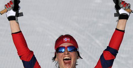Bjoergen: Third gold