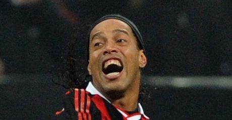 Ronaldinho: Flamengo link