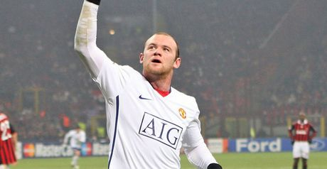 Rooney: Played out of position