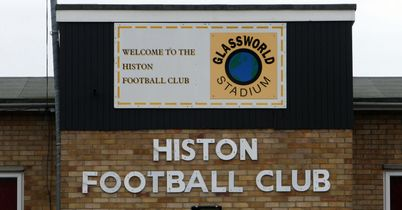 Glassworld Stadium: Home of Histon