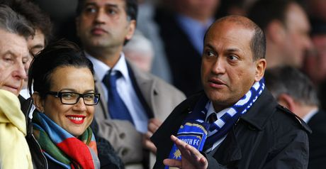 Balu Chainrai: Former Portsmouth owner could return to save club from liquidation