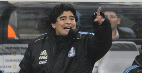 Maradona: Over 90 call-ups