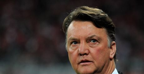 Van Gaal: Planning ahead