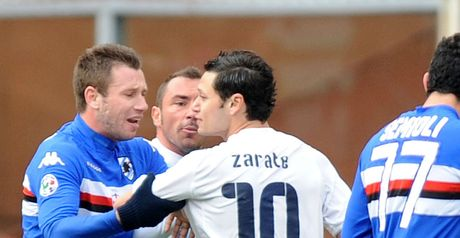 Zarate: Double punishment