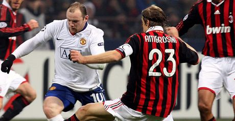 Ambrosini: Rooney has improved