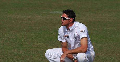Pietersen: working hard