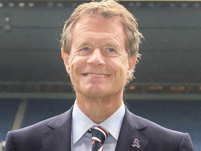 Alastair Johnston: Former Rangers chairman