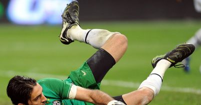 Buffon: Close to return