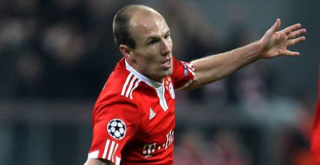 Robben: Broke the deadlock