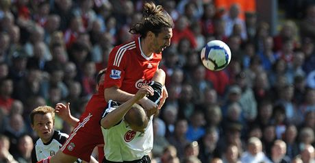 Liverpool: Fulham frustration