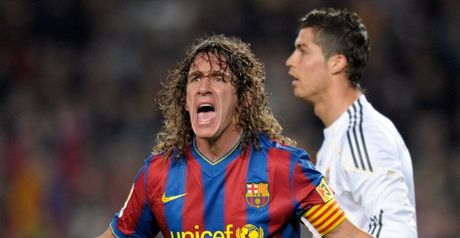 El Clasico: Fierce rivalry