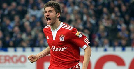 Muller: Hat-trick hero