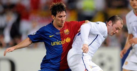 Messi: Rated by Rooney