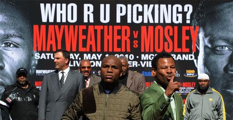 Mayweather: Win will enhance legacy