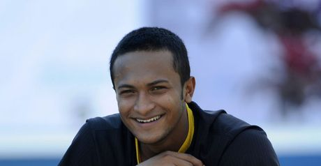 Shakib: Reported suspicious approach