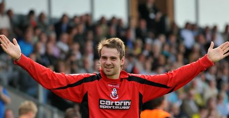 Brett Pitman: Does the damage